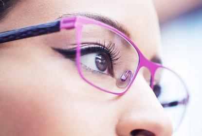 Okulary z powłoką antyrefleksyjną